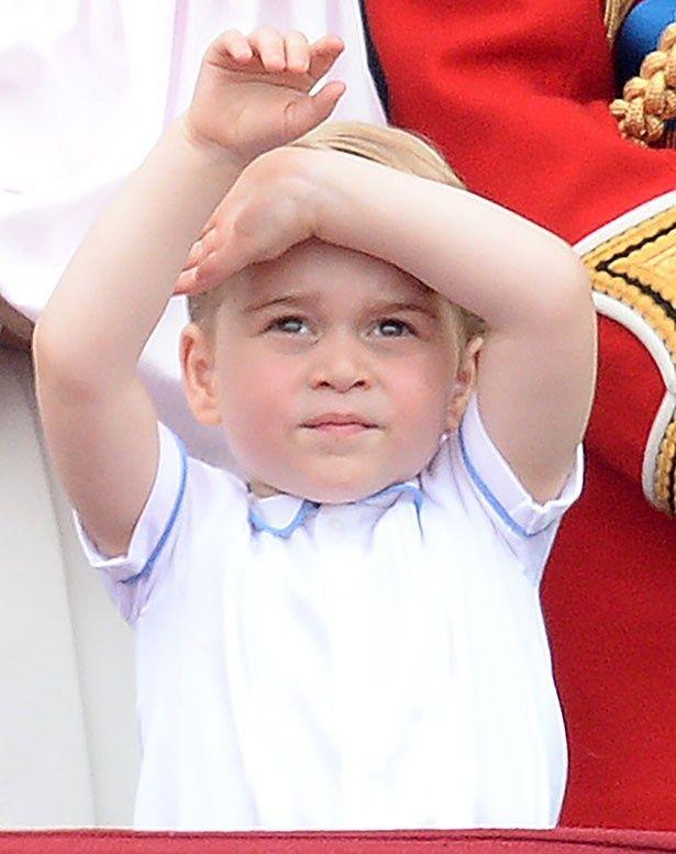 先日3歳の誕生日を迎えたジョージ王子。世界中から多くのプレゼントを受け取った