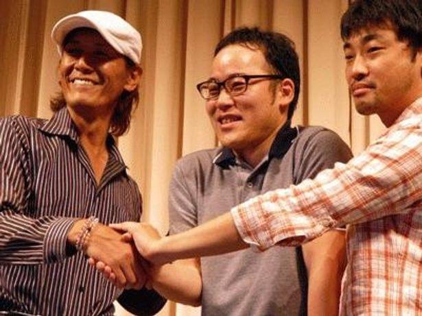 カリスマAV俳優・加藤鷹も映画を応援