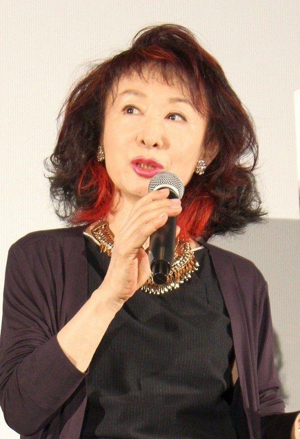 アイドル、薬師丸ひろ子と『Wの悲劇』で共演した際の印象を話した三田佳子