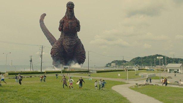 7月30・31日の興行ランキングは、『シン・ゴジラ』が堂々の初登場首位を獲得!