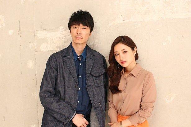 話題沸騰中の『シン・ゴジラ』に出演した長谷川博己と石原さとみにインタビュー!