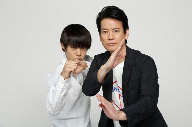 日テレ×Hulu共同製作ドラマ「THE LAST COP/ラストコップ」が10月よりスタート。唐沢寿明と窪田正孝のドタバタコンビが連ドラになって帰って来る!