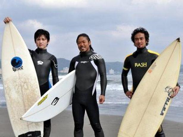 EXILEメンバーのMATSUが映画に初主演