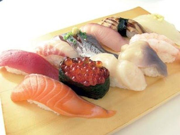 セレブスポット「東京ミッドタウン」に、初の回転寿司店「回転寿司 函館 まるかつ水産」が7/30(木)にオープン