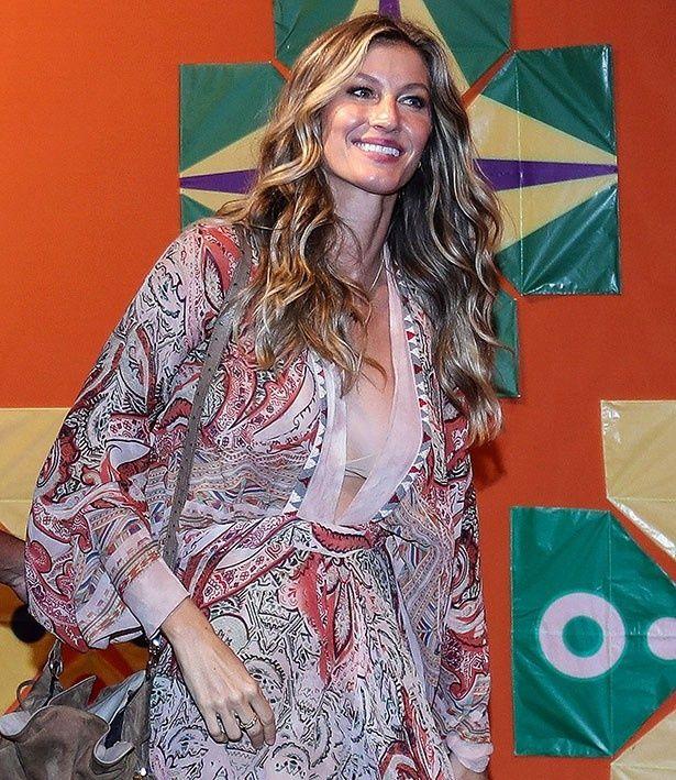 ブラジルの歴史ある曲「イパネマの娘」が流れた際、感極まったと語ったジゼル