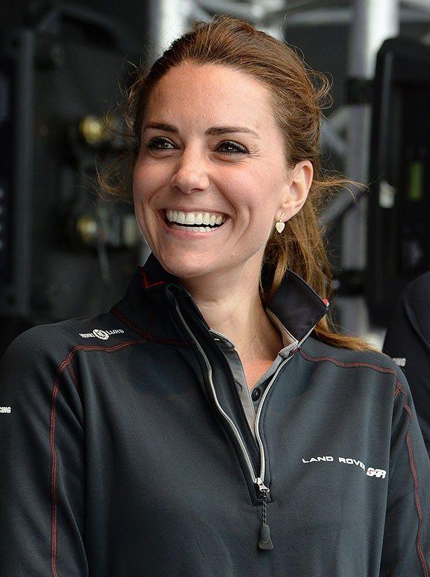 キャサリン妃とフランスの自転車競技選手が激似と話題になっていた