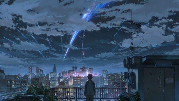 アニメーション作家・新海誠の最新作『君の名は。』