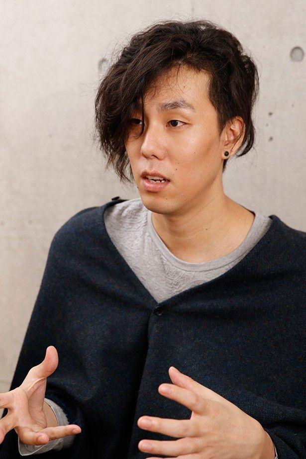 RADWIMPSでボーカル、ギター、ピアノを担当する野田洋次郎。今回RADWIMPSは劇中音楽の全てを担当している