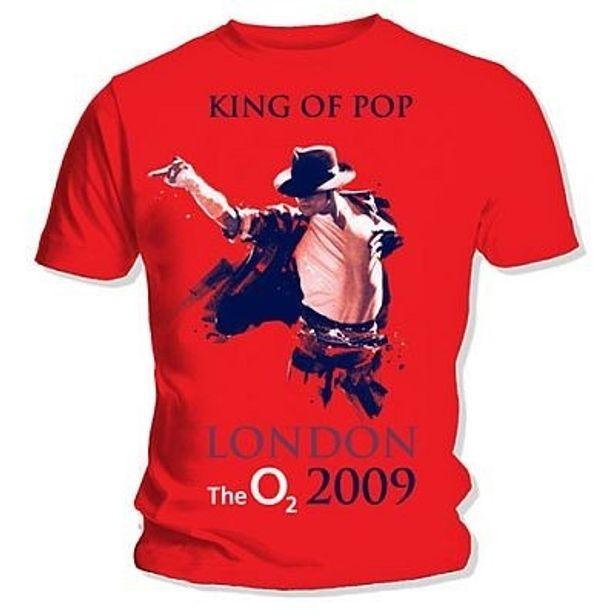 本来ならロンドンO2アリーナで50公演が行われる予定だった…「King of POP」