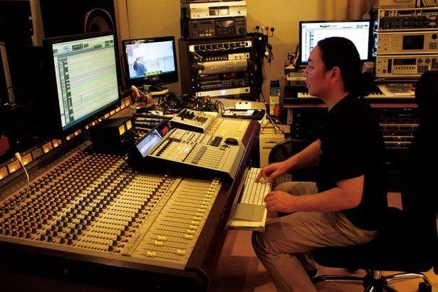 ここで、DVD&ブルーレイ『リップヴァンウィンクルの花嫁』の3Dサウンドが作られた