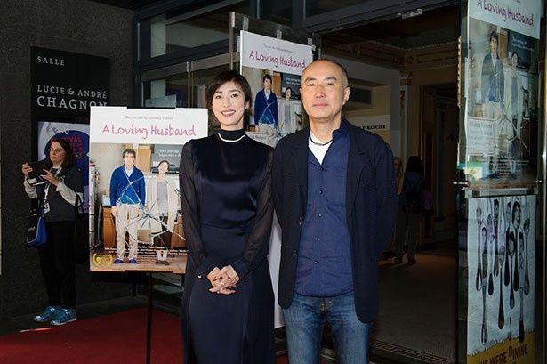 『恋妻家宮本』ワールドプレミアに遊川監督と天海が登場