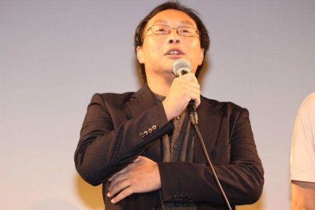 メガホンをとった深田晃司監督