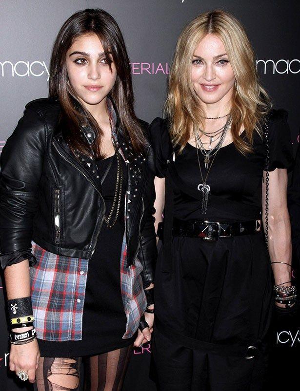 マドンナと19歳の娘ローデスがイベントに出席