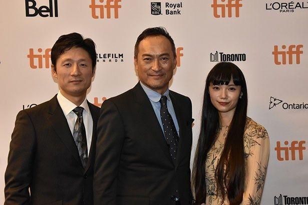 トロント国際映画祭に李監督、渡辺、宮崎が招待された