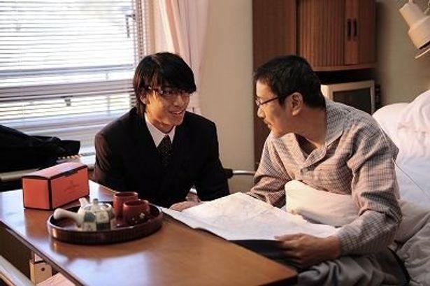 奥田瑛二が父親役を務める『ちゃんと伝える』