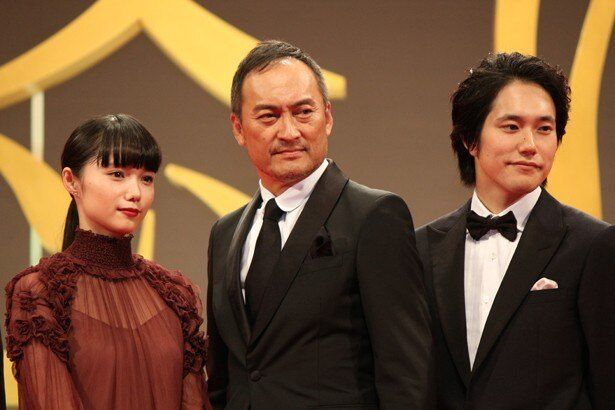 宮崎あおいと渡辺謙は親子役で共演