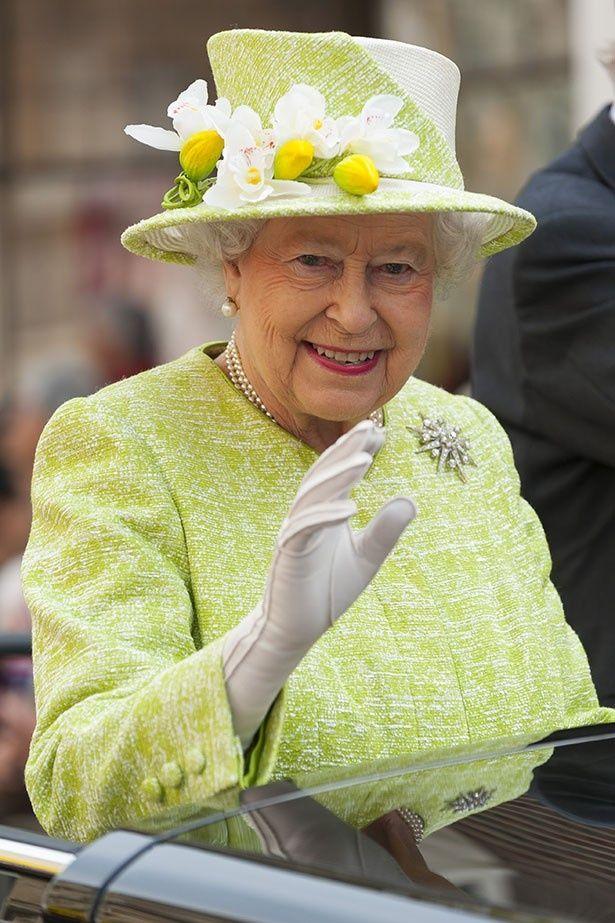 高齢のエリザベス女王の運転について心配の声も寄せられている