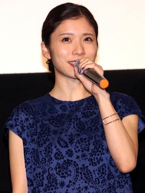 松岡茉優が『聲の形』で声優にトライ