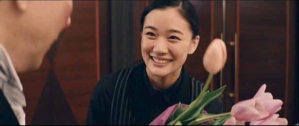 ミュージックVideo部門優秀賞の『花瓶に花』。蒼井優が出演していることでも話題に