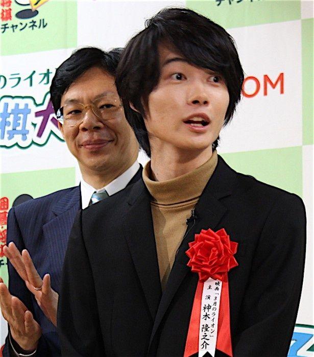 神木隆之介、サプライズ発表に驚愕!