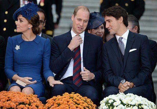 ウィリアム王子とキャサリン妃が子供たちを連れてカナダを訪問した