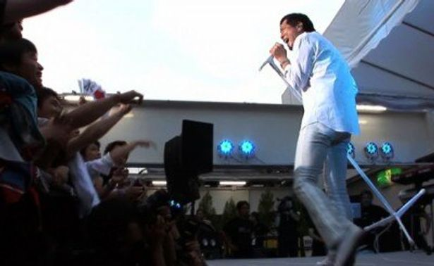 インストアライブがすごく楽しめたという矢沢永吉、もしかしたら来週も開催!?