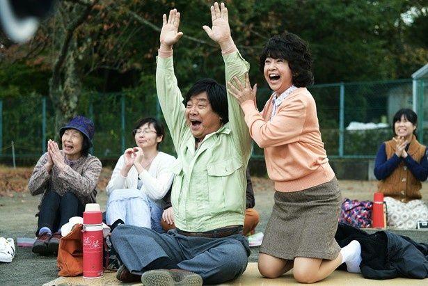 泉一の両親を演じた平泉成と宮崎美子