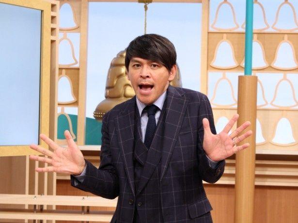 岡田圭右がMCを務める「クイズ!脳ベルSHOW」が10月から帯番組に