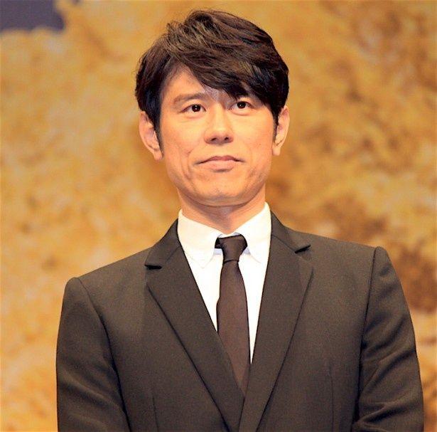 修治が見初めた彩子の結婚相手・伊東正蔵役を演じた原田泰造