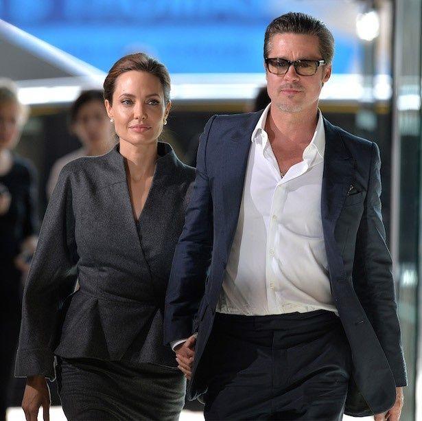 アンジェリーナとブラッドの離婚報道から2週間が経過した
