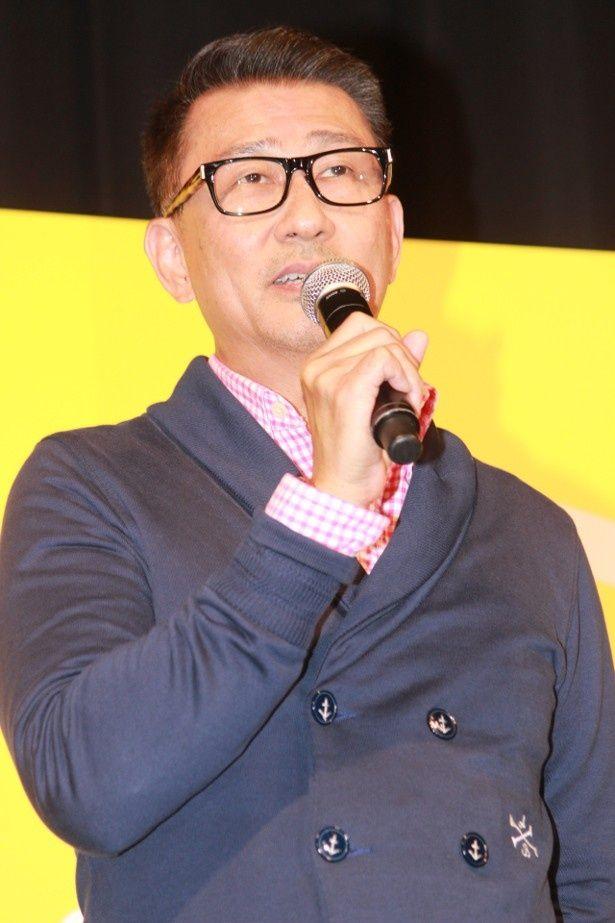 『グッドモーニングショー』の主演を務めた中井貴一