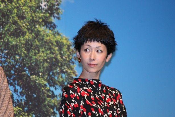 主題歌を担当した木村カエラは「本当に良い映画、思い出して泣きそう」と感激の様子だった