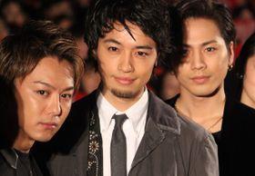 斎藤工「登坂さんは抱きしめたい、TAKAHIROさんには抱きしめられたい」