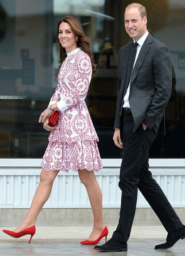 ウィリアム王子はカナダ公式訪問でもスタイリストのアドバイスを受けていたという