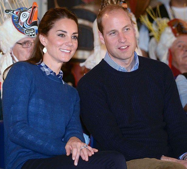 最近キャサリン妃は、スタイリストにウィリアム王子の服装も手掛けさせているという