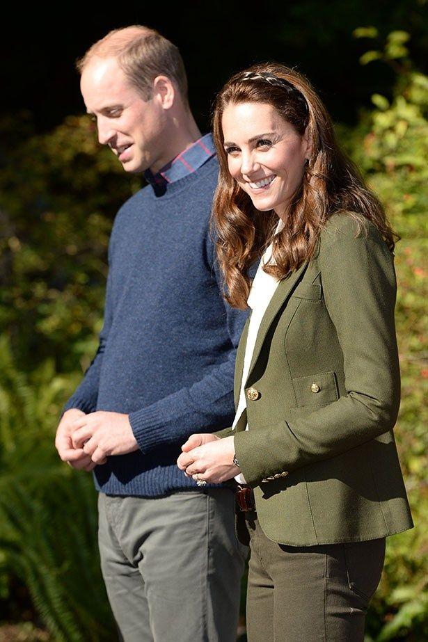 キャサリン妃はウィリアム王子に対するファッション評を気にしていたようだ