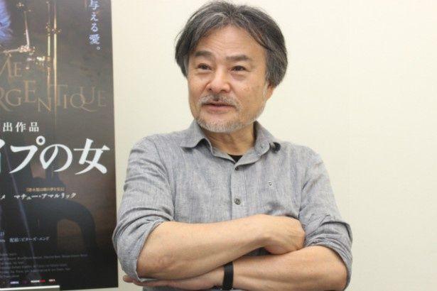 海外初進出作『ダゲレオタイプの女』を語った黒沢清監督