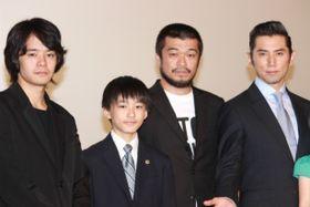 本木雅弘、竹原ピストルは「本妻」、池松壮亮は「愛人」