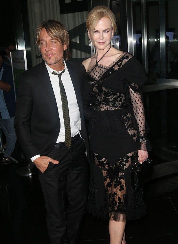 ニコールとキースが最近2人で姿を見せておらず、離婚危機が報じられている