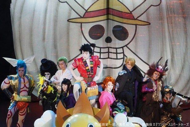 おなじみのキャラクターたちが歌舞伎テイストに進化!
