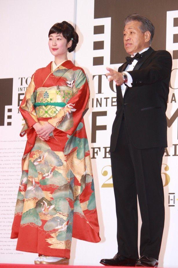 いよいよ東京国際映画祭(TIFF)が開幕!