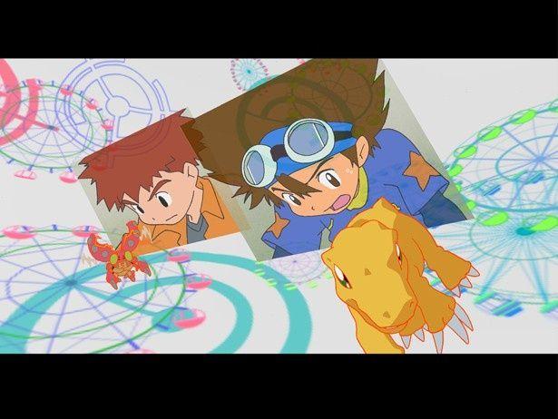 細田監督が、未来を背負う子どもへの期待を込めたという『デジモンアドベンチャー ぼくらのウォーゲーム!』