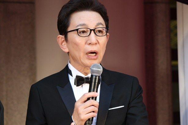 第29回東京国際映画祭「歌舞伎座スペシャルナイト」のスペシャルゲスト・古舘伊知郎