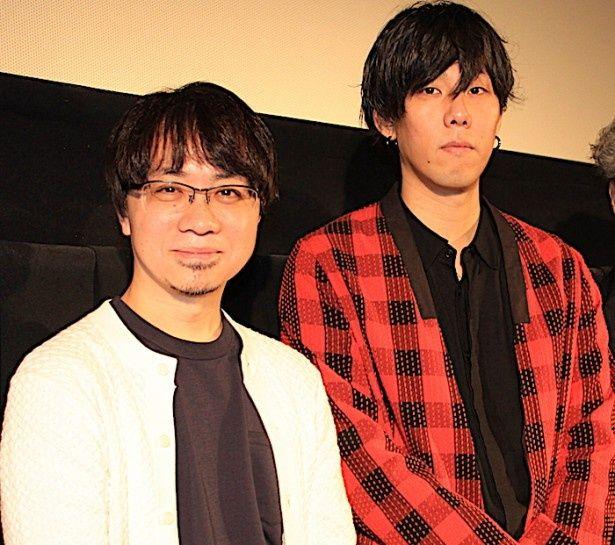 新海誠監督と野田洋次郎、お互いに刺激しまくり!
