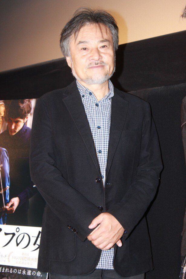TIFFで上映された『ダゲレオタイプの女』のQ&Aに参加した黒沢清監督