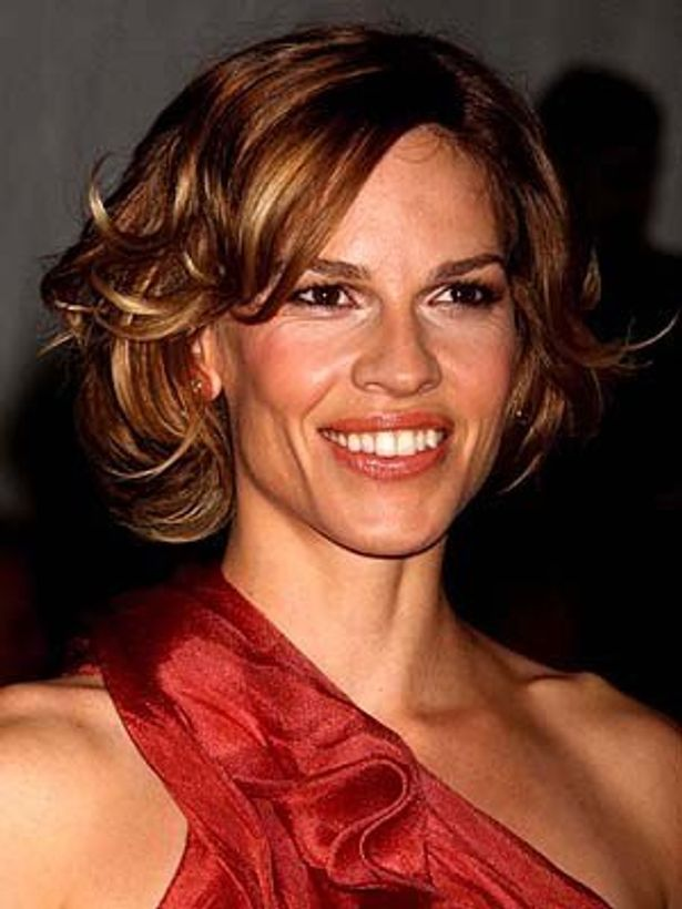 主演女優賞を2度受賞しているヒラリー・スワンク