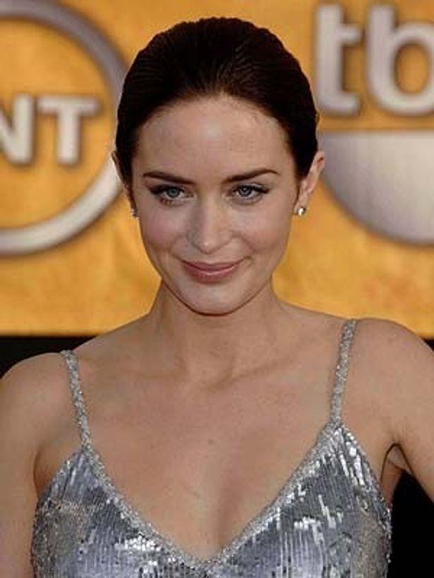 英国アカデミー賞で助演女優賞ノミネートのエミリー・ブラント