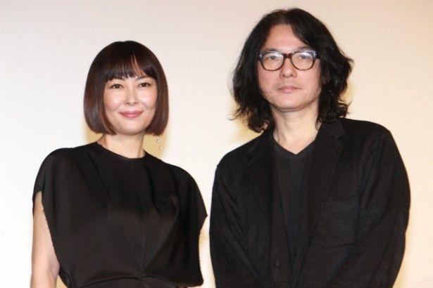 『Love Letter』の中山美穂と岩井俊二監督