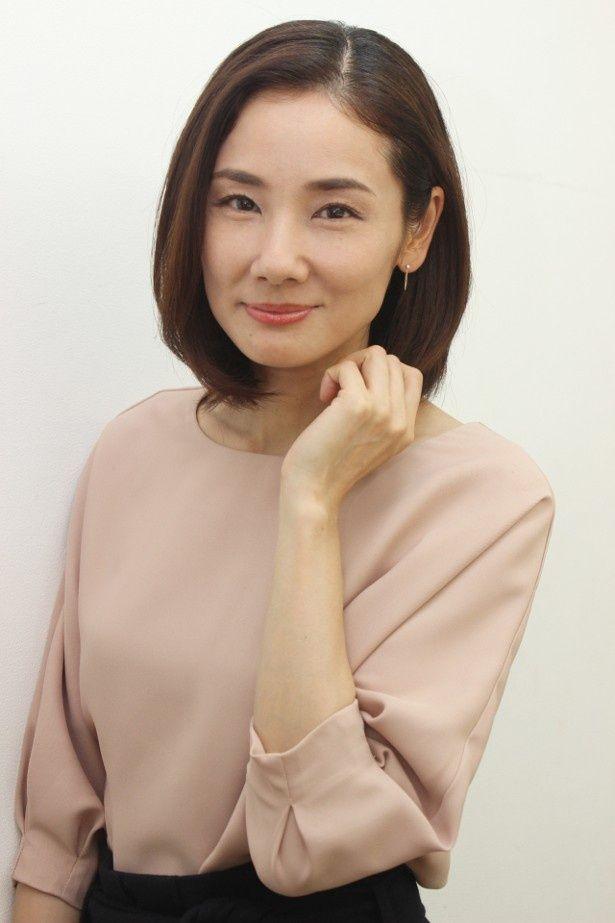 『ボクの妻と結婚してください。』で織田裕二の妻役を演じた吉田羊