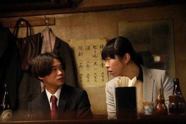 「トンテキ」に出演する矢本悠馬と伊藤麻実子(写真左から)